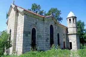 Църква Св.Никола с. Сърница