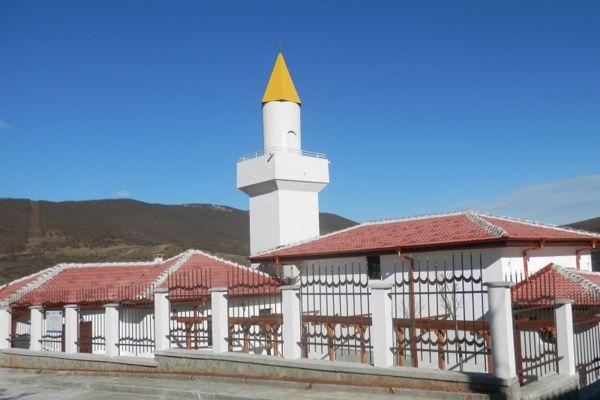 Джамия в с. Сърница