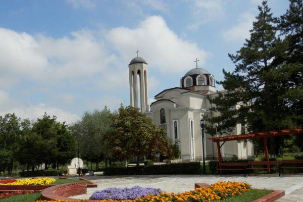 Църква Св.Георги с. Минерални бани